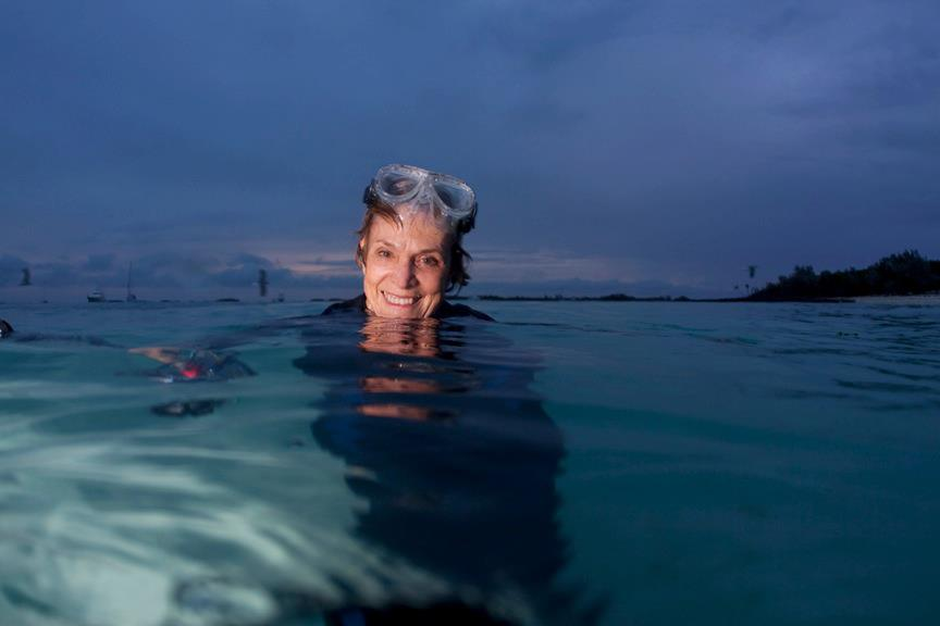 Bond da Conservação: Sylvia Earle